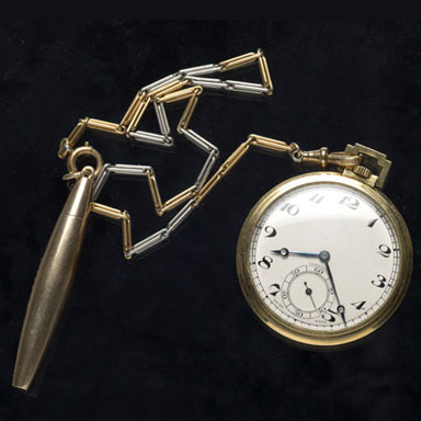 Joe Lyon's Pocket Watch